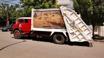 Retirá los residuos en tus horarios habituales