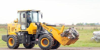 La Planta de Residuos optimiza sus procesos y suma eficiencia con la incorporación de nueva maquinaria